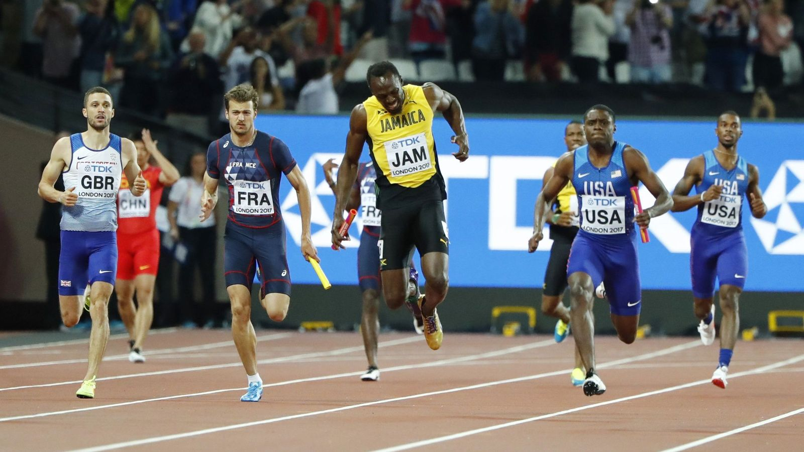 Foto: World athletics championships