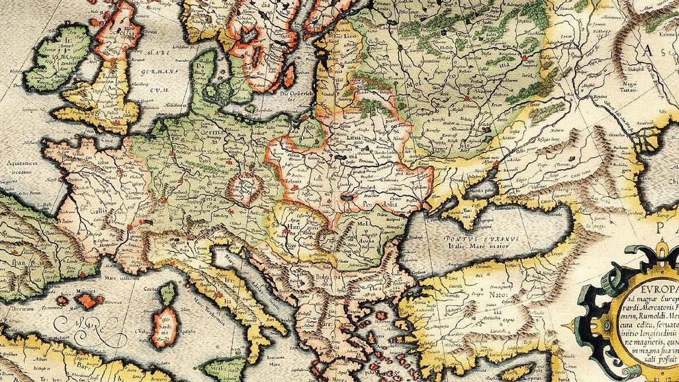 Mil años de historia de Europa (y de sus fronteras) en sólo tres minutos