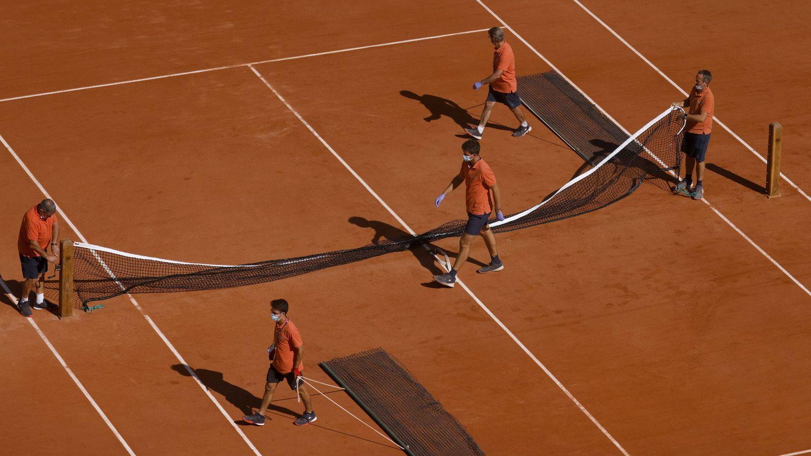 Los favoritos de Roland Garros se quejan de las nuevas bolas Wilson: «Son peligrosas»