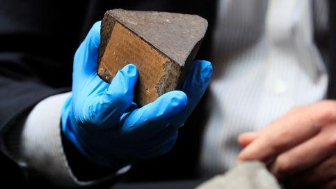 Fragmento del meteorito de Reliegos y el primer ministro finlandés visita Alemania: el día en fotos