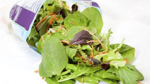El problema que han tenido las ensaladas envasadas con la salmonela