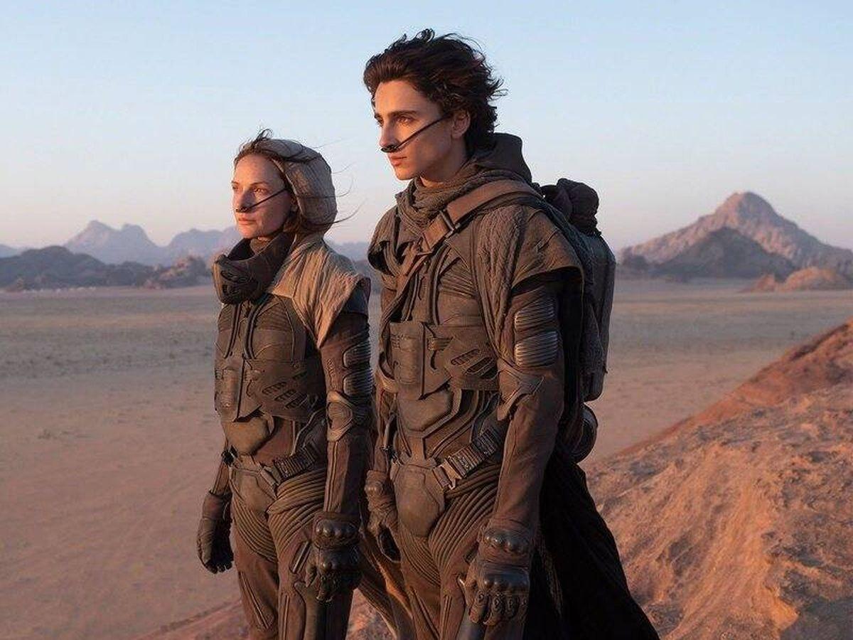 Foto: 'Dune', una de las películas que se podrán ver en la Fiesta del Cine