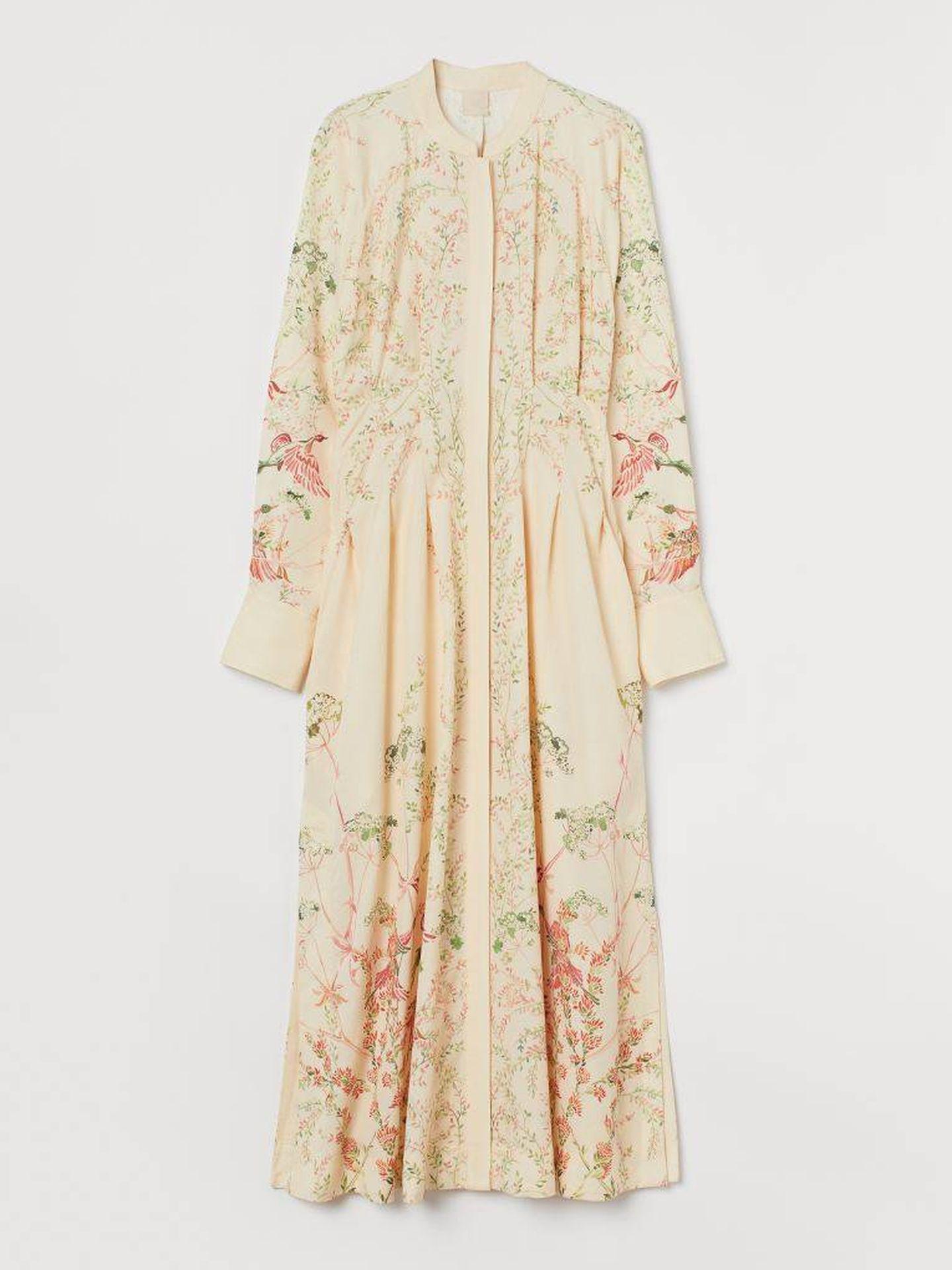 El vestido de HyM. (Cortesía)