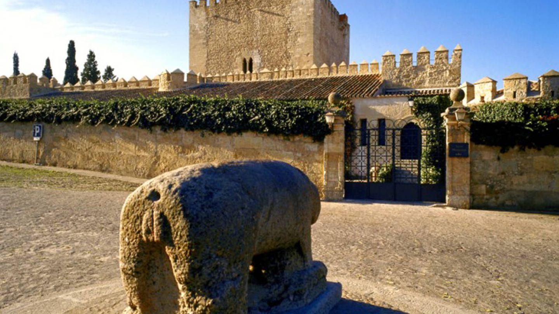 El castillo que es Parador de Turismo de Ciudad Rodrigo. (Foto: Cortesía)