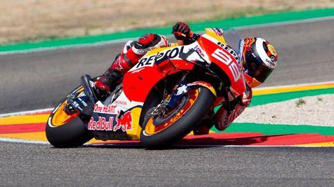 MotoGP en directo: primer 'match-ball' de la temporada para Marc Márquez