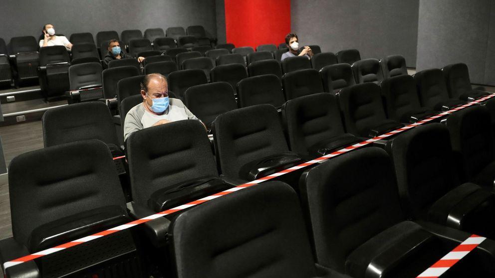 Los cines se preparan para reabrir desde este viernes... pero nada será como antes