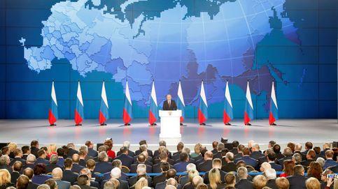 Putin presenta su informe anual