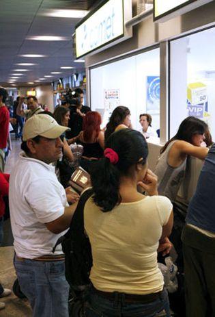 Foto: Los dueños de Air Comet inyectarán liquidez a la aerolínea para salvarla de la crisis