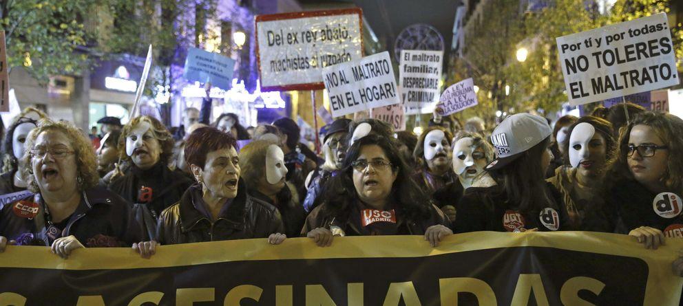 Foto: 53 mujeres fueron asesinadas por sus parejas en 2014  (EFE)