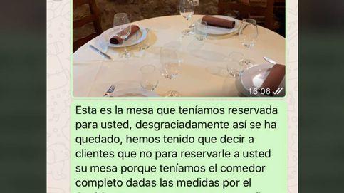El triste WhatsApp de un restaurante de Segovia a un cliente que les dejó tirados