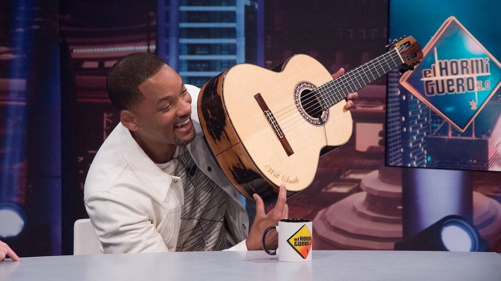 Pablo Motos consigue lo nunca visto de Will Smith: cantar flamenco en 'EH'