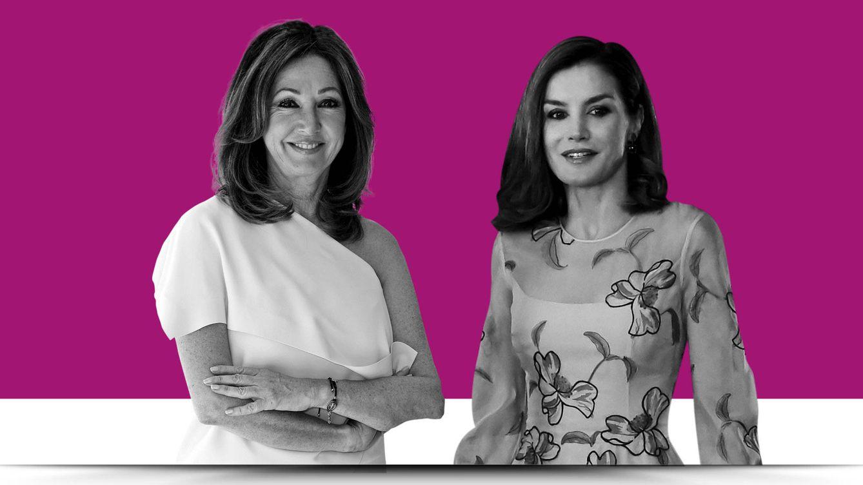 Ana Rosa Quintana, Letizia, Soraya... Tú eliges a la mujer más influyente de España