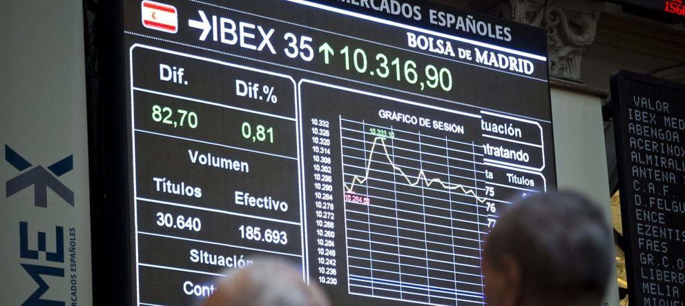 Foto: El Ibex necesita mejorar (aún más) para cumplir el pronóstico de los 12.000 puntos
