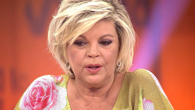 Terelu Campos, en 'Viva la vida'. (Telecinco)