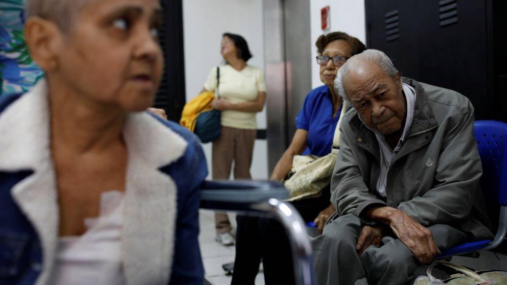 Sin medicinas en Venezuela