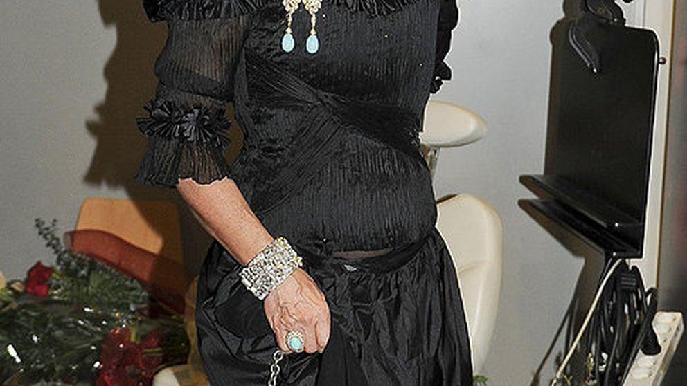 La mujer de Khashoggi y Artur Mas se rinden ante Montserrat Caballé