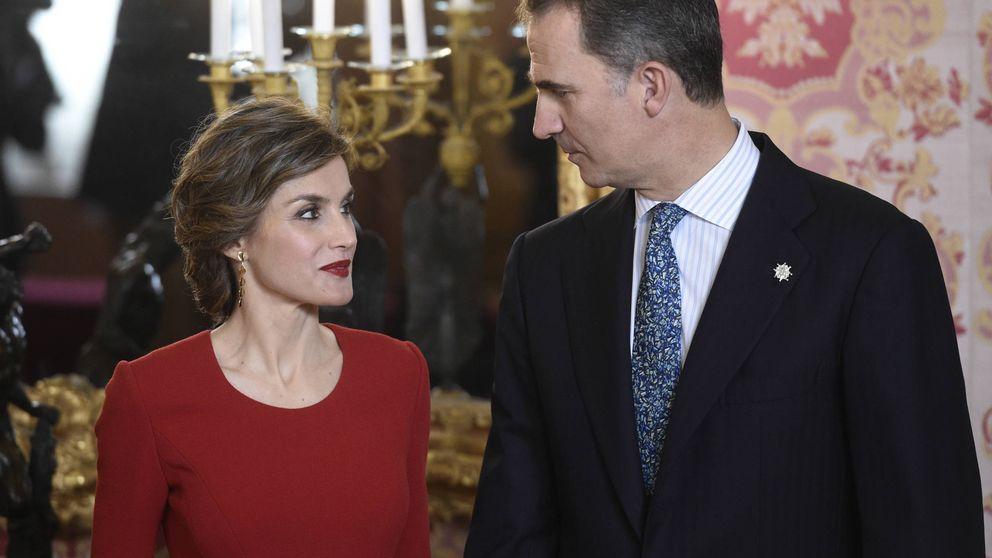 La prensa lusa se inventa una crisis matrimonial entre Felipe y Letizia