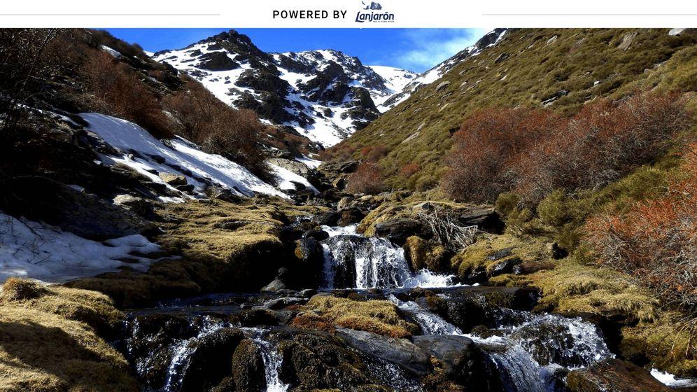 Foto: El agua de Lanjarón procede de las cumbres del Parque Natural de Sierra Nevada, reserva de la Biosfera. (Pixabay)