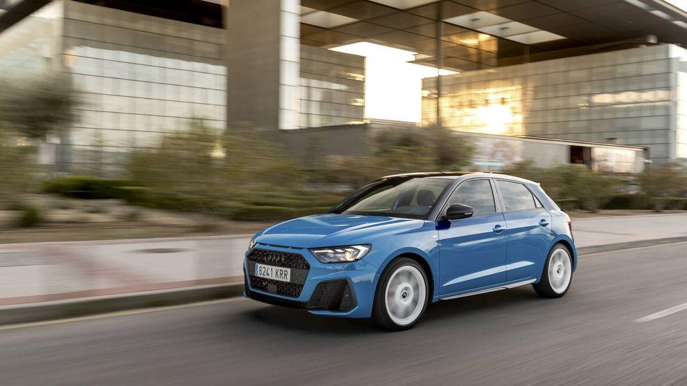 Por qué el llamativo Audi A1 es un coche urbano sin rival