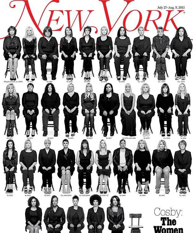 Foto: La portada del New York Magazine del 27 de julio.