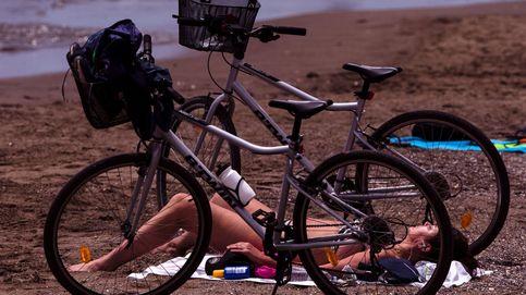 """La """"nueva normalidad"""" se mueve en bicicleta"""