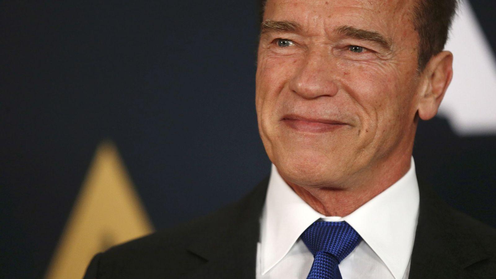 Foto: Schwarzenegger