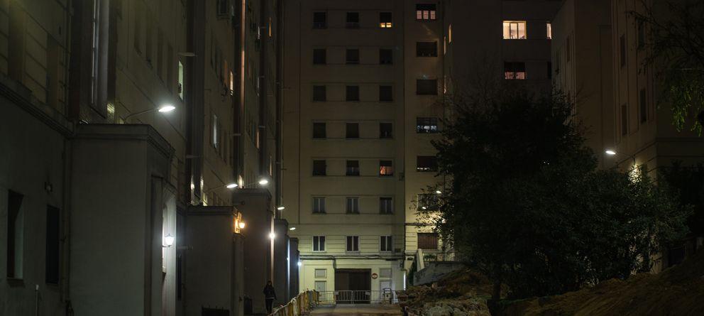 Foto: El escondite del 'Pequeño Nicolás' está en el centro de Madrid