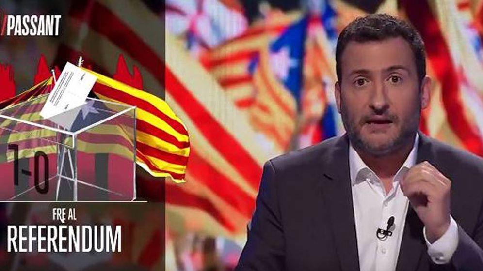 """Un presentador de TV3 sugiere que un """"camión atropelle a los jueces del Supremo"""""""