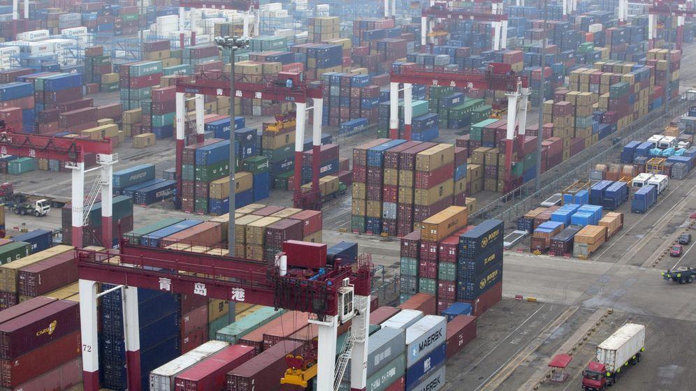 Foto: España vive un milagro exportador tras la crisis financiera, según estudio (EFE)