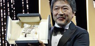 Post de 'Shoplifters', del japonés Kore-eda, se alza con la Palma de Oro de Cannes 2018