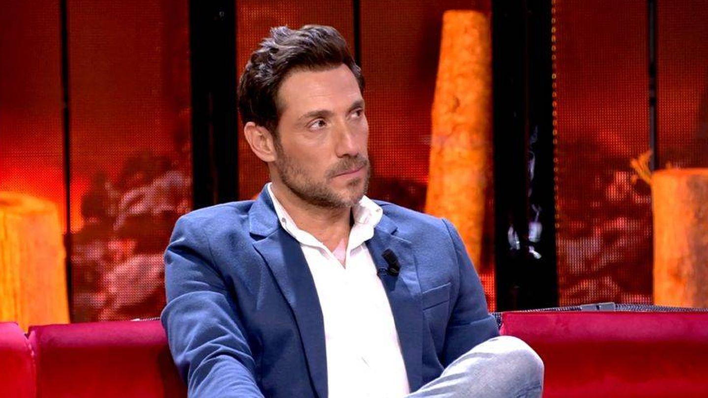 Antonio David Flores, en 'Supervivientes'. (Mediaset)