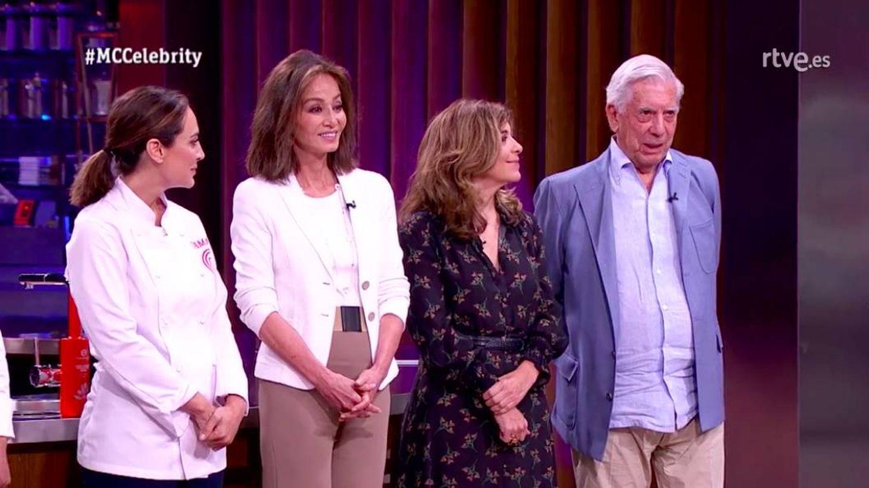 Tamara y sus familiares. (RTVE)