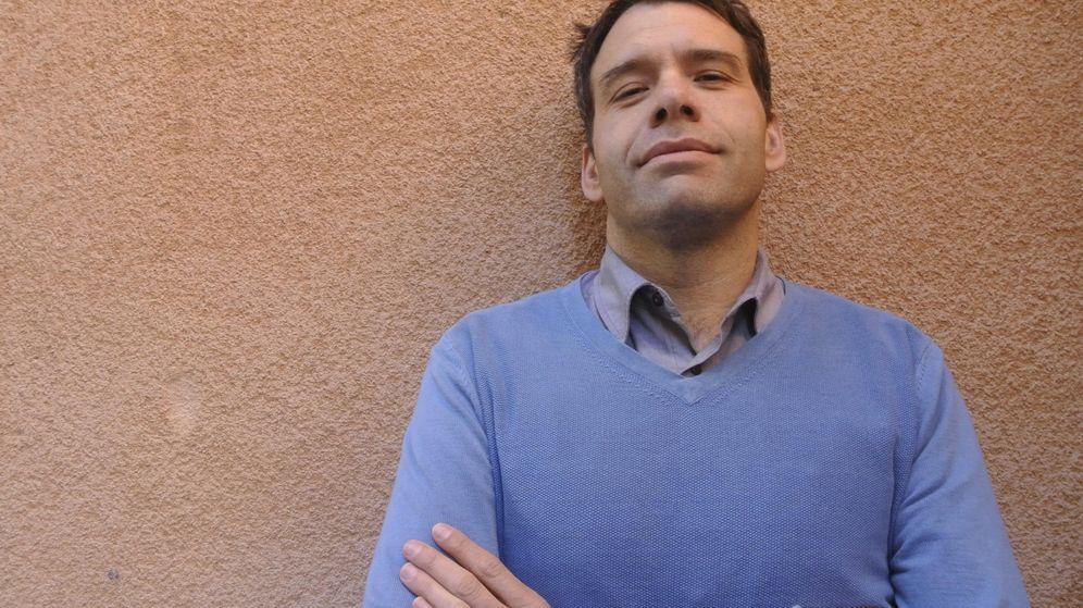 Foto: Fotografía de archivo de Rubén Amón. (EFE)