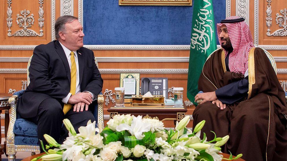 Arabia Saudí ofrece casi 9.000 M a Palestina a cambio de aceptar el plan de paz de EEUU
