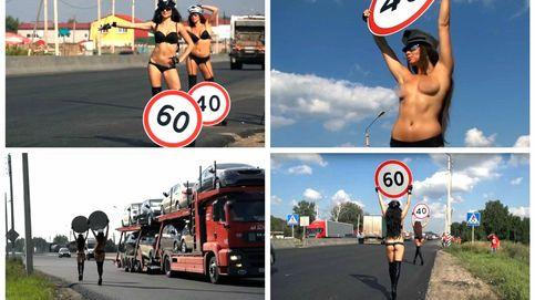 Es en serio: esta es la nueva campaña de seguridad vial de Rusia
