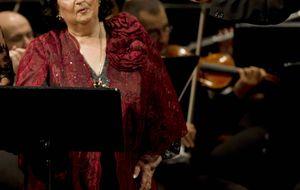 Un juez imputa a la soprano Montserrat Caballé por fraude fiscal de 508.400 euros