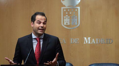 Aguado ve muy cerca el acuerdo con el PP en Madrid y emplaza a Vox a no bloquear