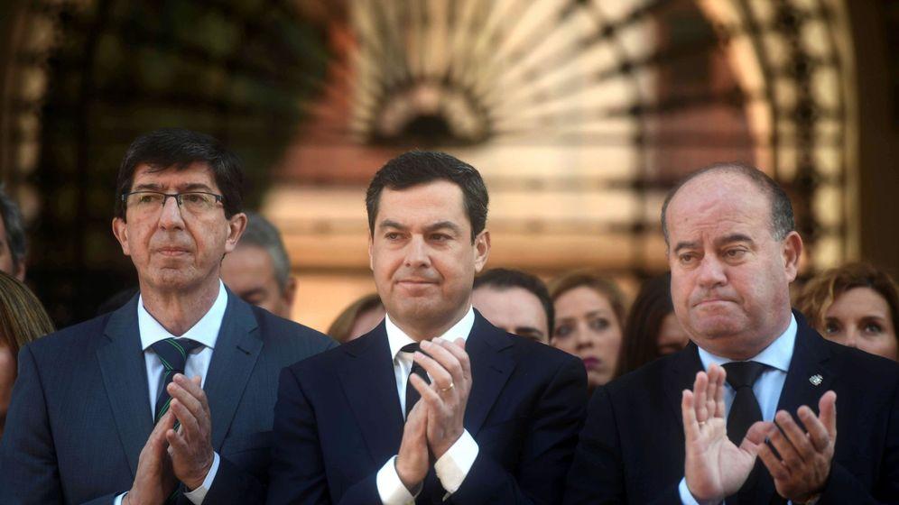 Foto: Consejo de Gobierno de la Junta de Andalucía. (EFE)