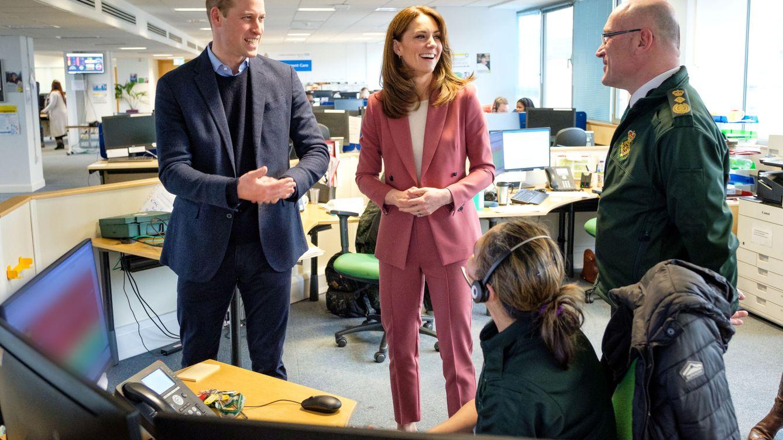 Kate Middleton, más Letizia que nunca en su último look working