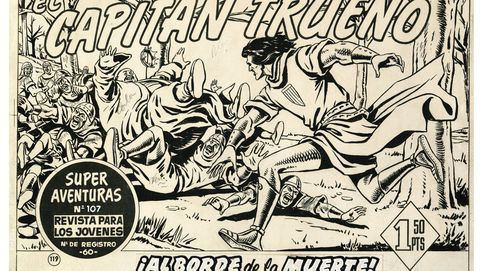 Del capitán Trueno a Mortadelo: un siglo de tebeos