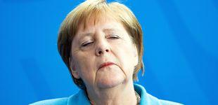 Post de Saltan las alarmas por el estado de salud de Merkel