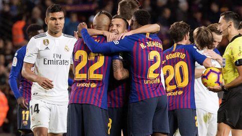 FC Barcelona - Real Madrid: horario y dónde ver en TV y 'online' el Clásico de Copa del Rey