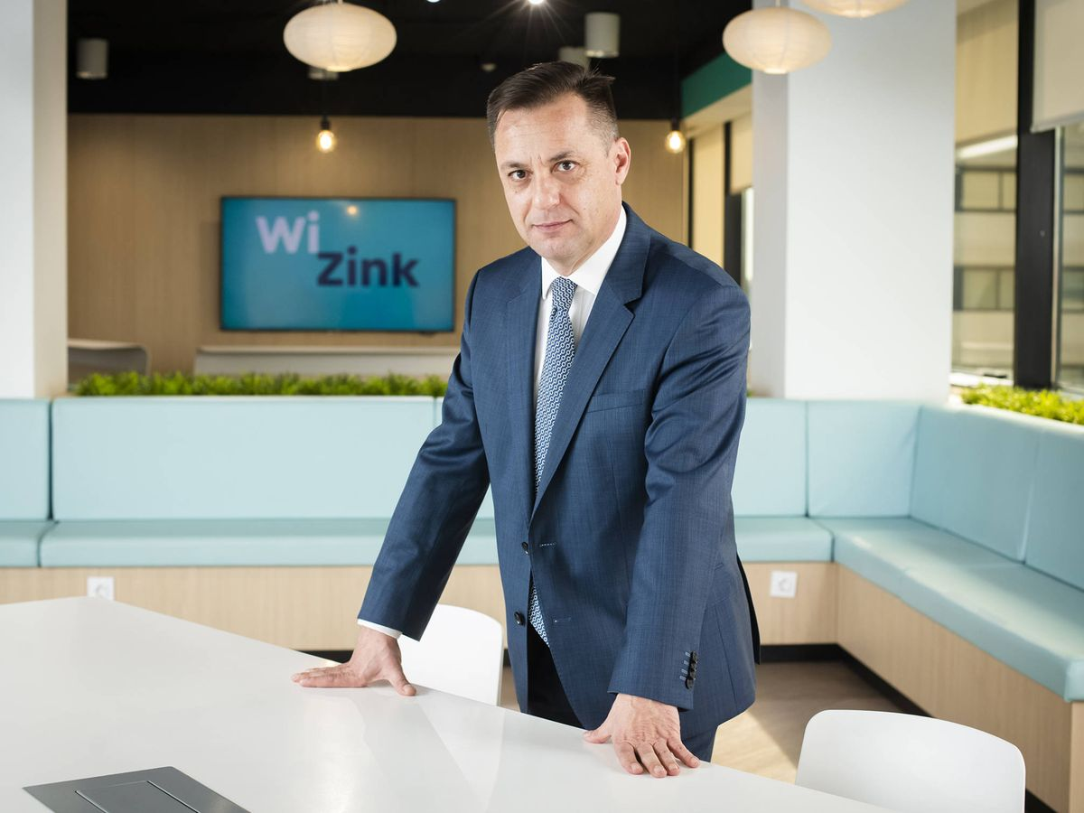 Foto: Miguel Ángel Rodríguez, CEO de WiZink.