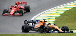 Post de Resultado Libres 2: el golpe en la mesa de Ferrari con Carlos Sainz en la lucha
