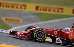 Alonso, orgulloso pero sabiendo que será difícil mantener el cuarto