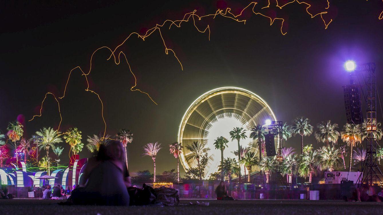 Foto: Coachella, súmum del espectáculo musical y modelo para el Mad Cool. (Reuters/Lucy Nicholson)