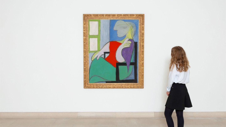 Picasso deslumbra en una subasta neoyorquina con un retrato de 103 millones (EFE)