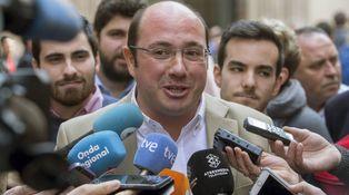 Podemos usó el Coche del Muerto contra el presidente de Murcia