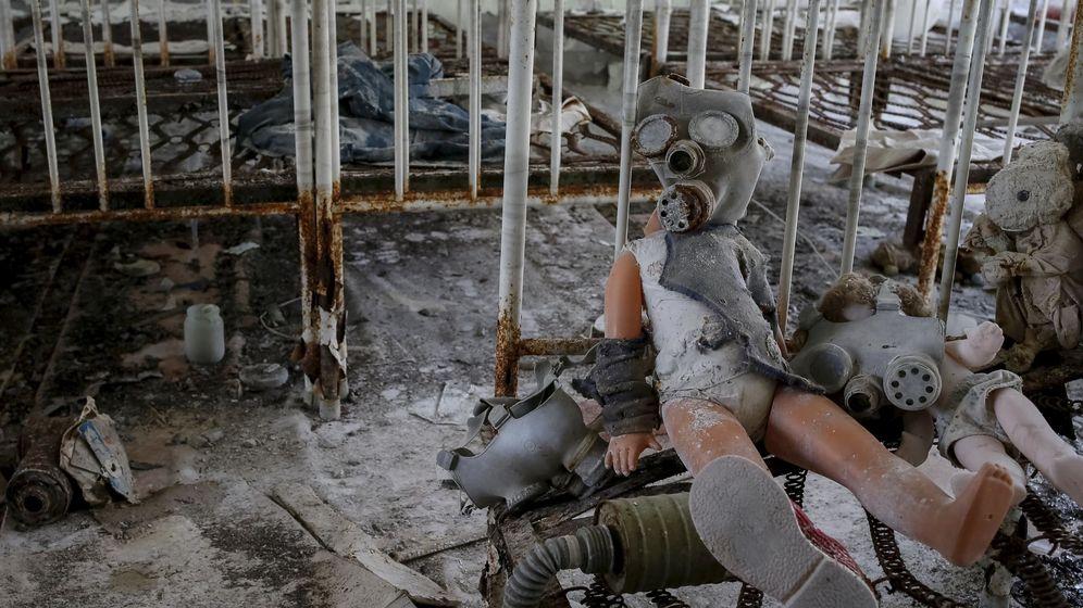 Foto: Chernóbil segó la vida de miles de familiar de manera cruel. (Reuters)