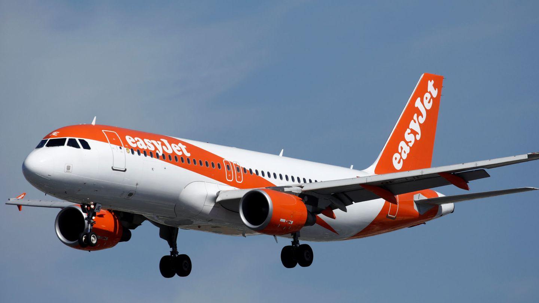 Un A320 de Easyjet. (Reuters)